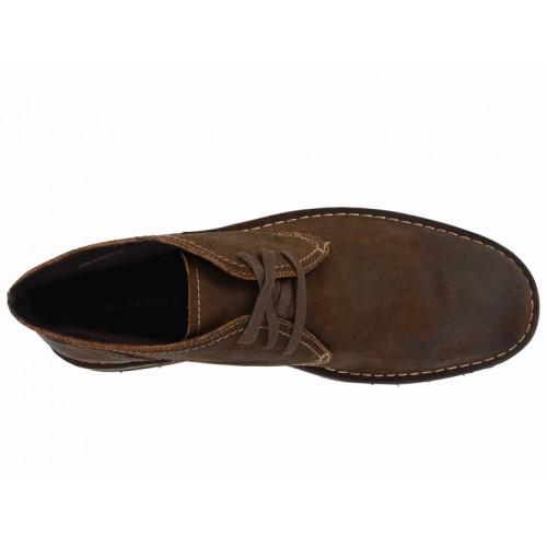 Giày Boot John Varvatos Nam Da Tự Nhiên Cổ Thấp