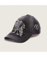 Nón True Religion Nam Logo Ông Địa Chính Hãng