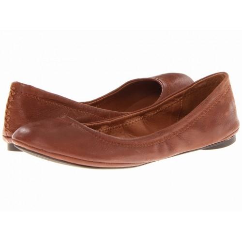 Giày Đế Bệt Lucky Brand Nữ Emmie Da Cổ Điển