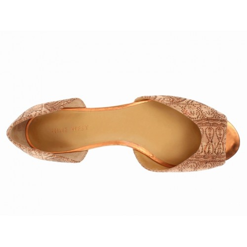 Giày Đế Bệt Nine West Hàng Hiệu ByTeme Đẹp