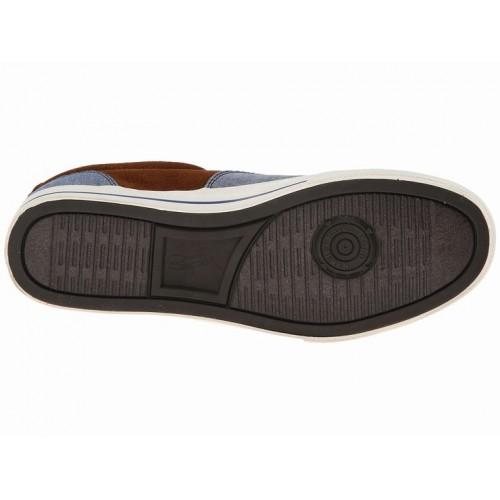Giày Polo Ralph Lauren Nam Vaughn Da Tự Nhiên