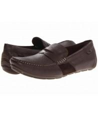 Giày Lười Nam Sperry Top-Sider Wave Da Nâu Chính Hãng