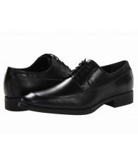 Giày Tây Cao Cấp Calvin Klein Nam Da Đen Elroy