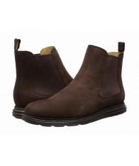 Giày Boot Cao Cấp Cole Haan Nam Lunargrand Chelsea