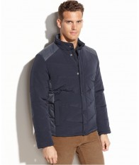 Áo Khoác Nam Kenneth Cole Puffer Jacket Hàng Hiệu