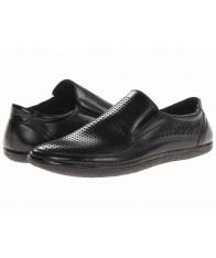 Giày Lười Stacy Adams Nam Northshore Da Đen Hàng Hiệu