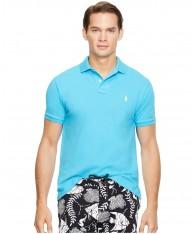 Áo Phông Polo Ralph Lauren Nam Classic-Fit Mesh Cao Cấp