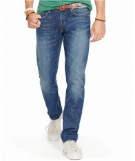 Quần Jeans Polo Ralph Lauren Varick Slim-Straight Cao Cấp