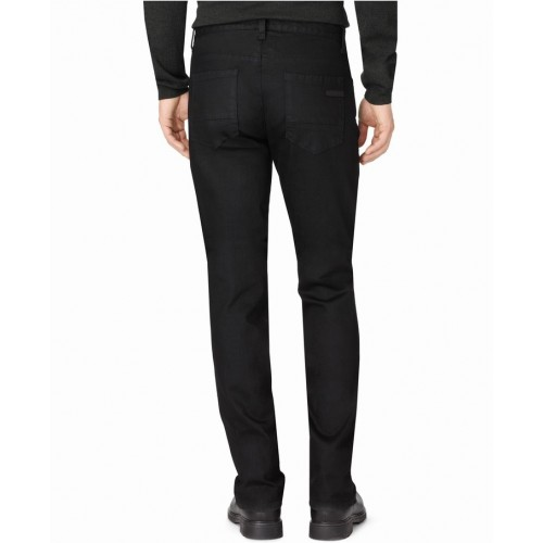 Quần Jeans Calvin Klein Dáng Straight Cao Cấp Chính Hãng
