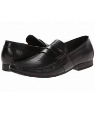 Giày Lười Công Sở Steve Madden Nam P-Dallas Da Đen
