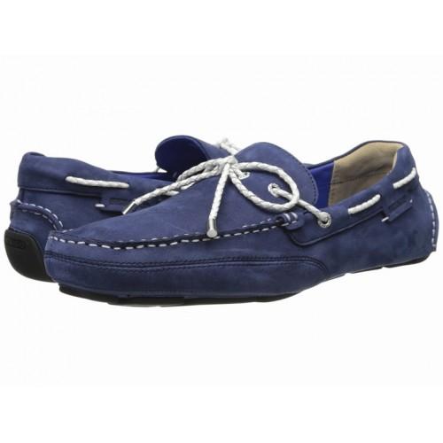 Giày Lười Nam Sebago Kedge Tie Da Cao Cấp Hàng Hiệu