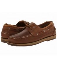Giày Mọi Nam Sperry Top-Sider Charter Da Tự Nhiên Cao Cấp