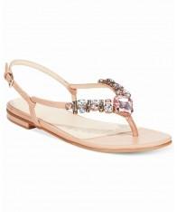 Giày Sandals Nữ Nine West Zui Đính Hạt Chính Hãng