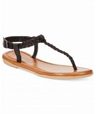 Giày Sandals Nữ ZiGi Soho Pina Dây Thắt Đẹp Cao Cấp