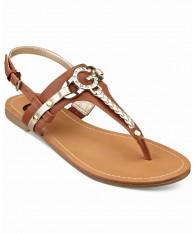 Giày Sandals G by GUESS Leed Nữ Hàng Hiệu