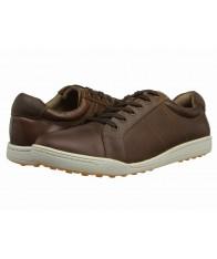 Giày Sneaker Dockers Gowen Golf Nam Da Nâu