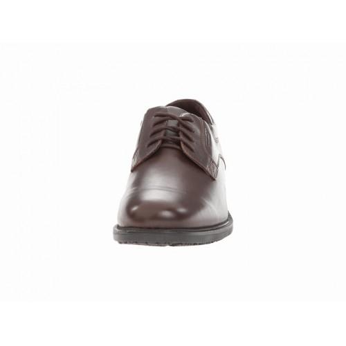 Giày Oxford Rockport Essential Plain Toe Nam Da Cao Cấp