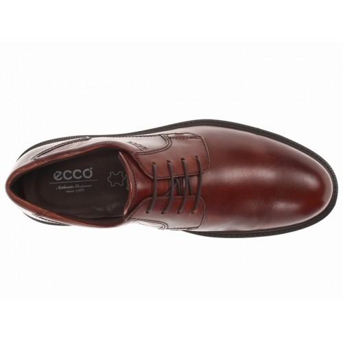 Giày Tây Nam ECCO Atlanta Plain Toe Da Cao Cấp