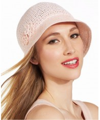 Mũ Vành Nhỏ August Pale Delight Cloche Nữ Hàng Chính Hãng