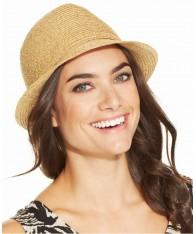 Mũ Phớt Nine West Packable Fedora Nữ Hàng Xách Tay