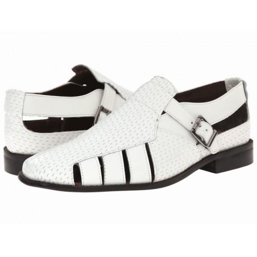 Giày Tây Stacy Adams Nam Solera Đục Lỗ Hàng Hiệu