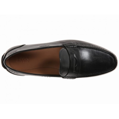 Giày Mọi BOSS Black Nam Flarino Xách Tay Chính Hãng
