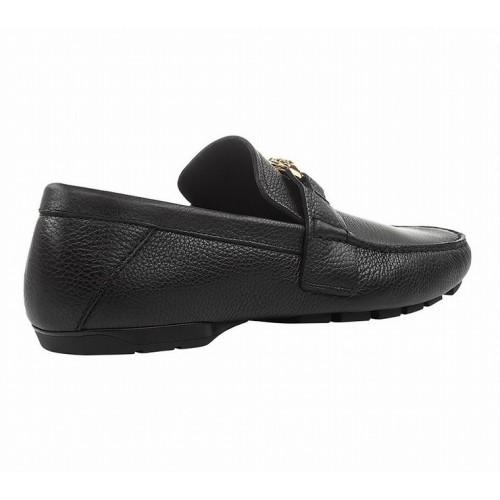 Giày Lười Nam Versace Signature Da Cao Cấp