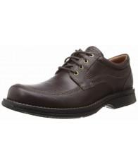 Giày Oxford Nam Rockport Revised Da Nâu Thể Thao Cao Cấp