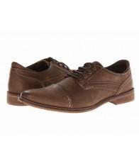 Giày Tây Type Z Nam Aurburn Da Nâu Phong Cách Hàng Hiệu