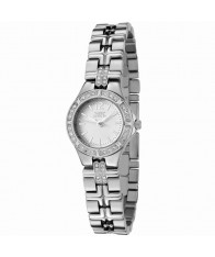 Đồng hồ nữ Invicta Crystal Accented Stainless Steel Watch