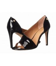 Giày Cao Gót Nữ Calvin Klein Caelin Da Bóng Cao Cấp