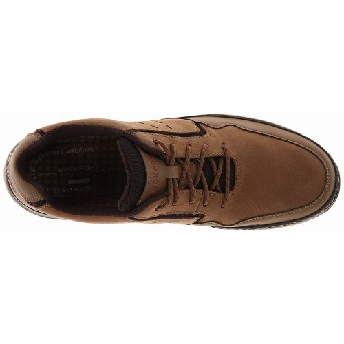 Giày Thể Thao Nam Rockport Ox Da Lộn Cao Cấp