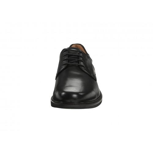 Giày Tây Nam ECCO Holton Plain Toe Tie Da Cao Cấp
