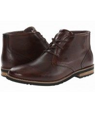 Giày Boot Rockport Ledge Hill Too Chukka Da Cao Cấp