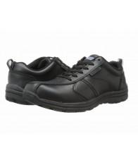 Giày Sneaker Skechers for Work Nam Hobbes Da Hàng Hiệu