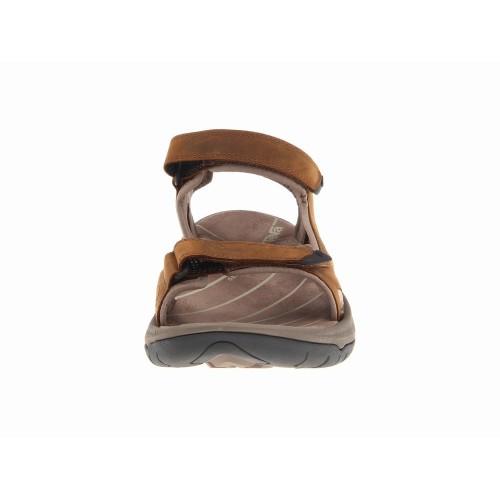 Giày Sandal Nam Teva Jetter Da Nâu Cao Cấp Chính Hãng
