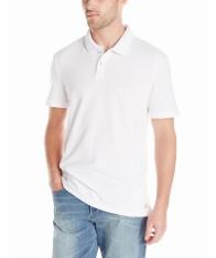 Áo Polo Calvin Klein Nam Pigment Trắng Cao Cấp