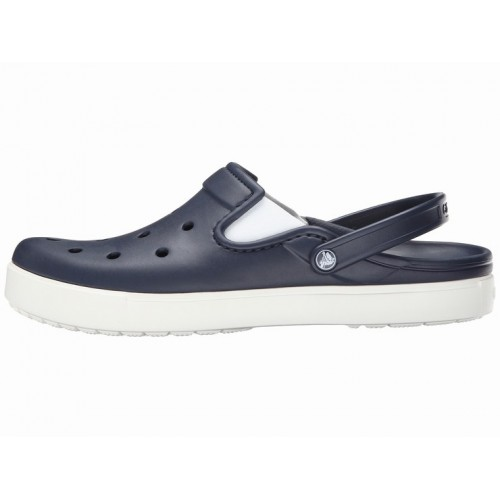 Giày Sandal Crocs CitiLane Clog Da Nam Hàng Hiệu