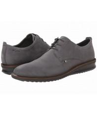 Giày Oxford Nam ECCO Contoured Plain Toe Tie Da Cao Cấp