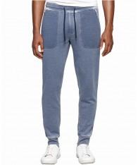 Quần Joggers Jeans Calvin Klein Burnout Cao Cấp