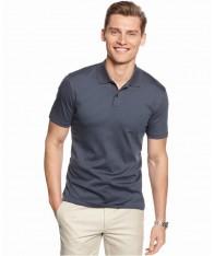 Áo Thun Calvin Klein Core Liquid Cotton Stripe Polo Nam Cao Cấp