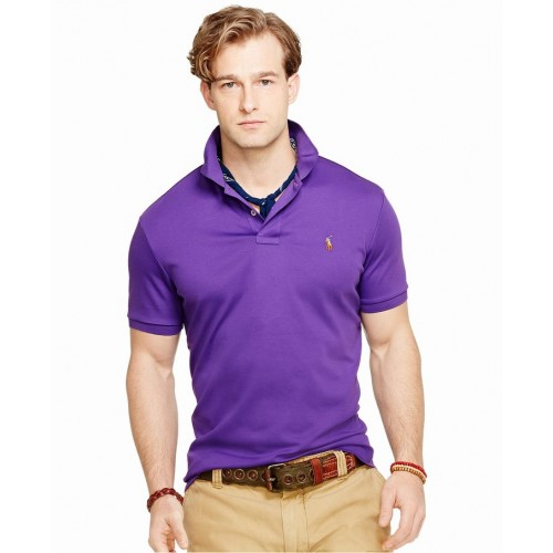 Áo Phông Nam Polo Ralph Lauren Pima Hàng Hiệu