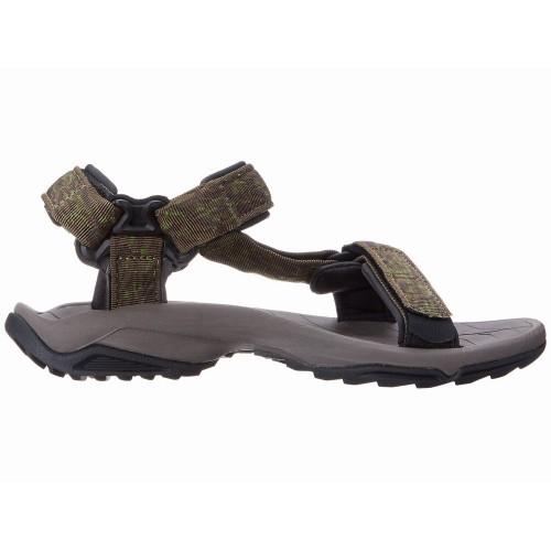 Giày Sandal Teva Nam Terra Xanh Rêu Cao Cấp