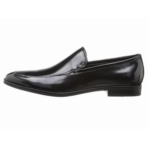 Giày Tây Lười Calvin Klein Nam Hugo Đen Cao Cấp