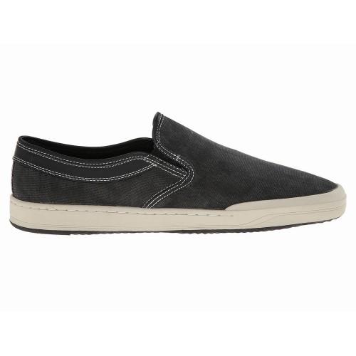 Giày Lười Thể Thao Bass Nam Hopewell Xám Hàng Hiệu