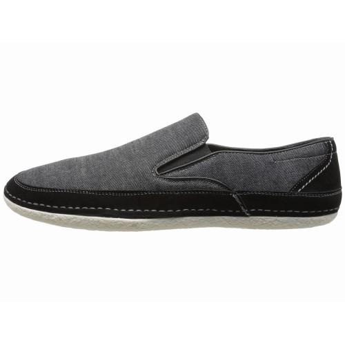 Giày Lười Thể Thao Stacy Adams Nam Newport Vải Hàng Hiệu