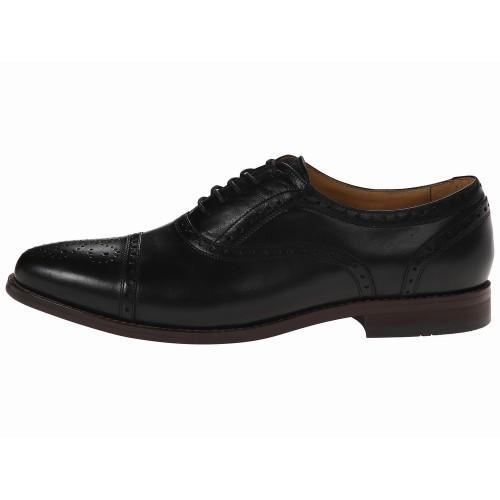 Giày Oxford Nam ALDO Xaveri Da Đen Cao Cấp