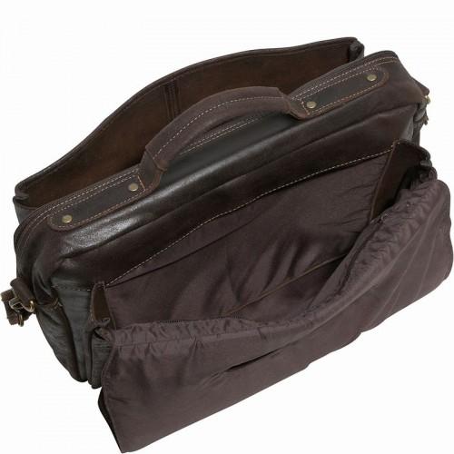 Túi Xách Le Donne Leather Distressed  Cao Cấp Chính Hãng