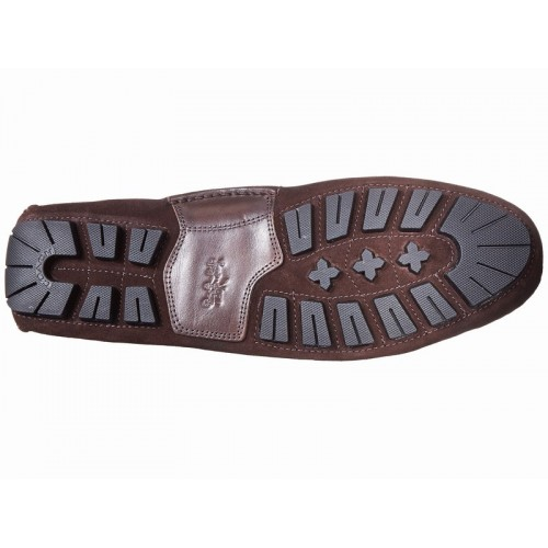 Giày Mọi Nam COACH Crosby Lace Cao Cấp