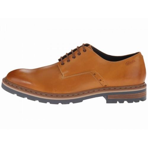 Giày Oxford Da Nam Clarks Dargo Walk  Cao Cấp Chính Hãng